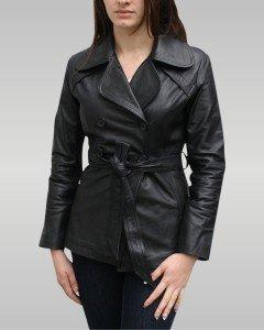 Artemis - Women's Leather Jacket