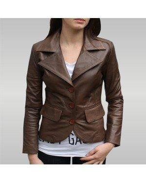 Aphrodite - Women's Leather Jacket