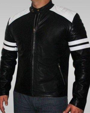 Mayhem Fight Club - Men's Motobike Leather Jacket