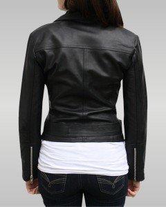 Aurora - Women's Leather Jacket