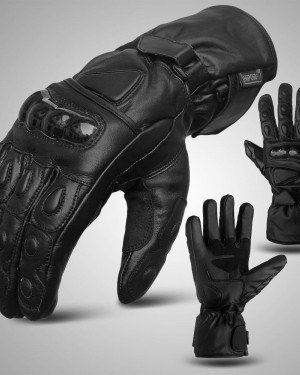 Hipora - Men's Motorbike Gloves
