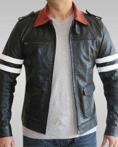 Alex Mercer Prototype - Men's Leather Jacket