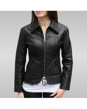 Athena - Women's Leather Jacket
