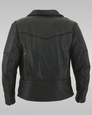 Thunderbird - Men's Motorbike Leather Jacket
