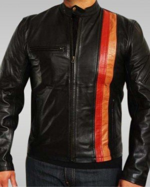 Cyclops - Men's Motorbike Leather Jacket