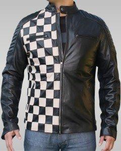 Burnell Café Racer - Men's Leather Jacket