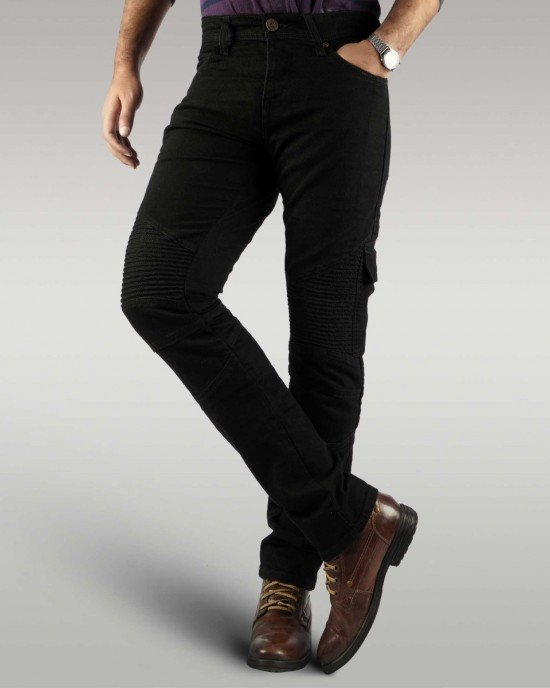 Django Hunter - Men's Motorbike Jeans