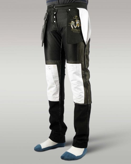 Hector - Men's Motorbike Jeans (Black)